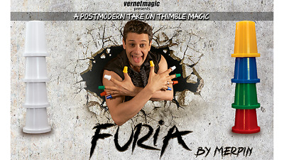 Furia (Gimmicks And Online Instructions) By Merpin - Trick • 23.59£