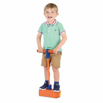Toyrific Jump Bounce Bungee Hopper Bouncer Toy Pogo Stick Outdoor Game Outdoor • 14.99£