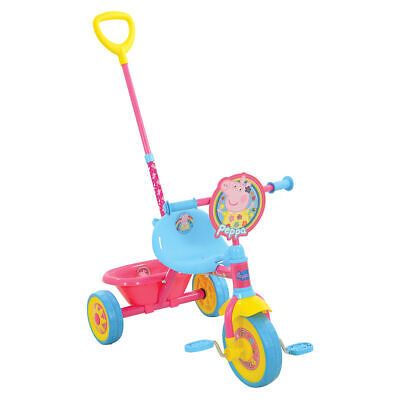 Peppa Pig My First Trike (New Version) With Detachable Handle • 37.99£