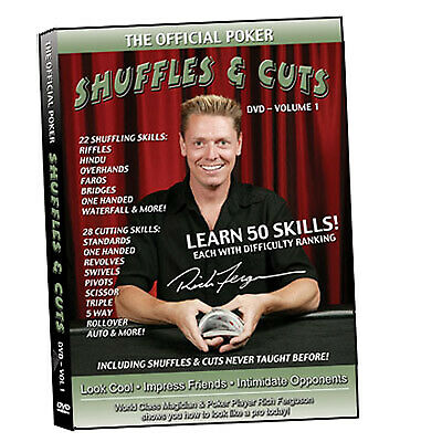 Shuffles & Cuts - By Rich Ferguson - DVD • 15.12£