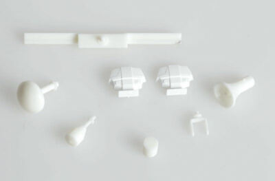 Graupner Plastic Radar System Kit For Model Boats • 9.99£