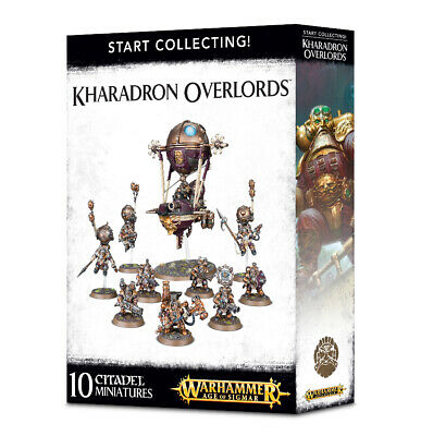 Warhammer Dwarf Start Collecting! Kharadron Overlords • 77.63£