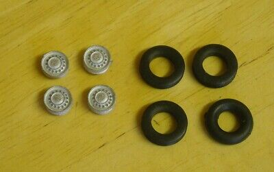1/43rd Scale Disc Wheels By K&R Replicas  • 2.75£