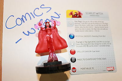 Heroclix OP Brotherhood Of Mutants Scarlet Witch, • 12.99£