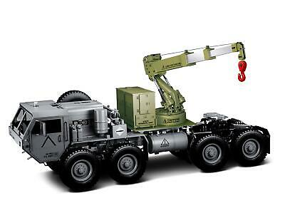 HG 1/12 Lifting Arm Crane For RC 8*8 P802 Military Truck Car Work With YK003 • 159.90£