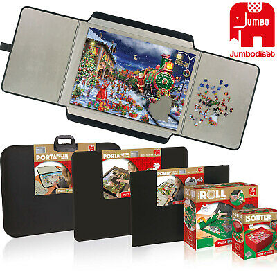 Jumbo Portapuzzle Puzzle Mates Accessories - Jigsaw Boards, Sorters, Puzzlemat • 12.99£
