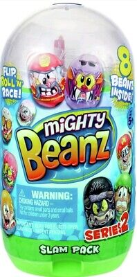 Mighty Beanz Slam Pack - Wave 2 • 12.99£