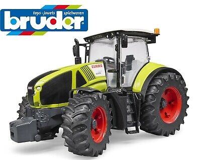 BRUDER CLAAS AXION 950 TRACTOR TOY Farming Childrens Kids Farm Model Scale 1:16 • 37.90£