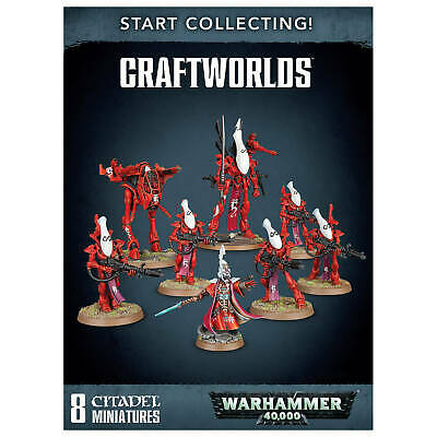 Warhammer 40,000 - Start Collecting! Aeldari Craftworlds • 51.77£