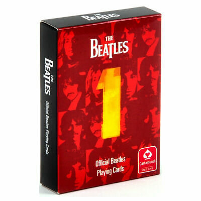 The Beatles Number One Playing Cards • 3.99£