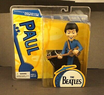 Mc Farlane Toys Paul The Beatles Figure Mint In Pack Sealed  #fig3 • 36.81£