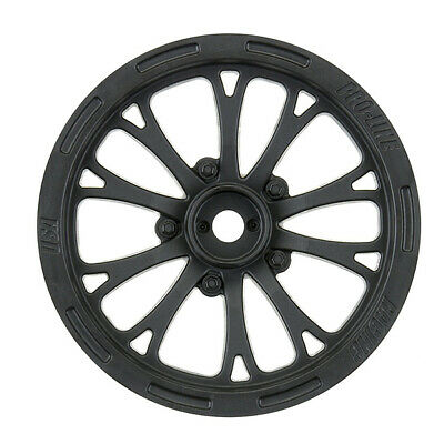 Proline Ponoma Drag Spec 2.2  Black Front Wheels Slash/buggy • 13.98£