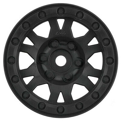 Proline Impulse 1.9  Black Plastic Internal Beadloc Wheel • 19.48£