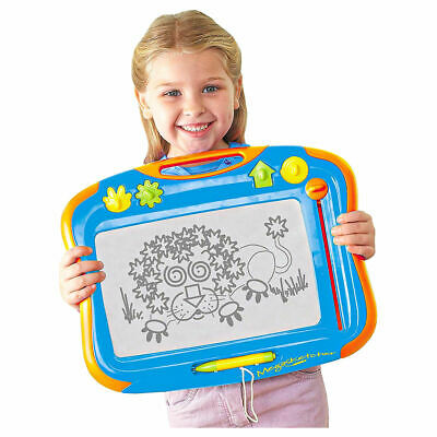 TOMY Megasketcher High Resolution Magnetic Drawing Board • 19.99£