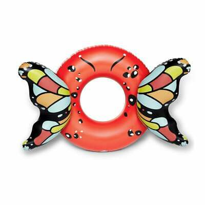 Giant Butterfly Wings Pool Float (Red) • 19.96£