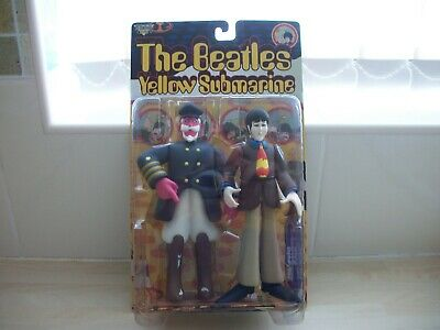 McFarlane Toys The Beatles 7.5  Action Figure - Paul With Captain Fred (BNIB) • 55£