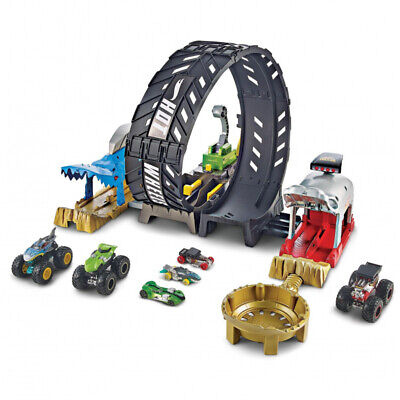 Hot Wheels Monster Trucks Epic Loop Challenge Play Set, Age 4-8 • 22.99£