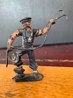 Lone Star Sailor With Anchor In Good Condition  • 7.50£