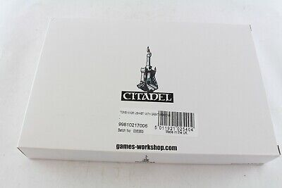 Warhammer Tomb Kings Ushabti With Great Weapons New In Box Citadel  • 139.99£