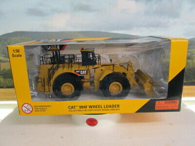 NORSCOT. CAT 994F Wheel Loader. Yellow. 1:50. 55161 • 150£