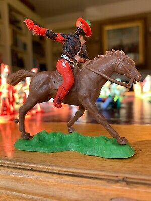 Crescent Mounted Cowboy In Good Condition  • 8.50£