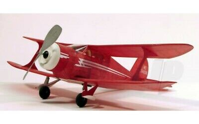 JP DUMAS STAGGERWING (44.5cm) (214) Aircraft Kit *Special Offer* • 34.99£