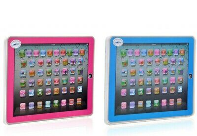 Baby Toddler Kids Learning Tablet Educational Toys 3-6 Years Educational IPad • 4.49£