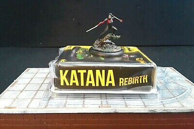 Batman Miniature Game Katana Rebirth-well Painted Minis (1)  • 30£