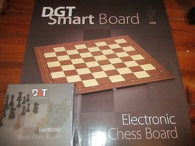 Dgt-Usb Smart-Board With Plastic Figures + Dgt-Pi • 423.17£