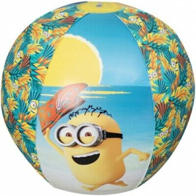 Despicable Me  Minions  Character Inflatable Beach Ball • 3.49£