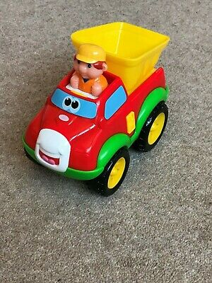 Push Along Truck With Movement And Sounds • 4.99£