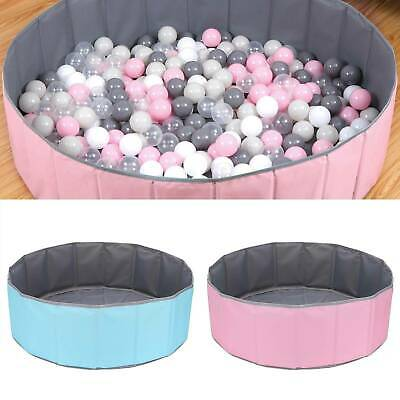 Easy Folding Kids Baby Toy Pool Indoor Tent Ocean Ball Pit Children Game Play • 15.69£