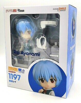 Rebuild Of Evangelion Nendoroid Rei Ayanami Good Smile Company Brand New Sealed • 66.99£