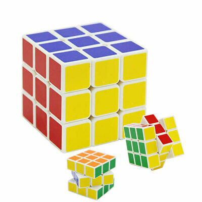 Rubik's Cube Professional Speed Cube 3x3x3 Magic Durable Smooth Puzzle Toys UK • 8.45£