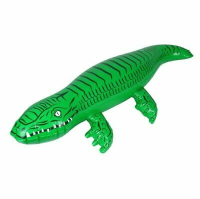 Inflatable Crocodile Jungle Themed 90cm Blow Up Toy Inflatable • 2.89£