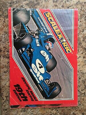 Scalextric Catalogue 19th Edition 1978 • 5£