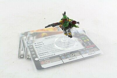 Star Wars Miniatures Boba Fett Expansion Legion Game Painted • 29.99£