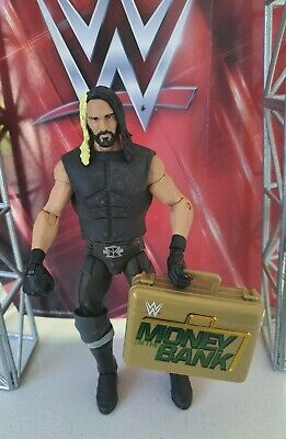 Wwe Mattel Series Elite 37 Seth Rollins Figure Battle Pack  • 19.95£