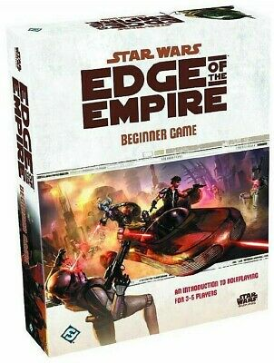 Star Wars Edge Of The Empire Beginner Game RPG Roleplaying Game EN Publishing • 28.99£