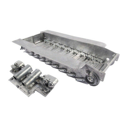 UK Stock Mato Metal Chassis 1/16 Tiger 1 RC Tank W/ Track Tensioner Panel MT041 • 78.99£