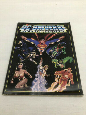 Dc Universe Roleplaying Game Rules • 25£