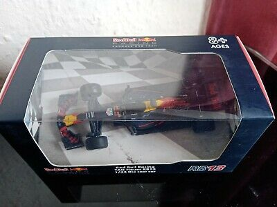 Red Bull Racing F1 Car TAG Heuer RB13 1/43 Scale Die-Cast Model • 8.99£
