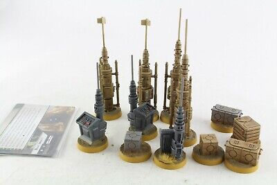 Star Wars Miniatures Priority Supplies Expansion Legion Game Painted  • 35.99£