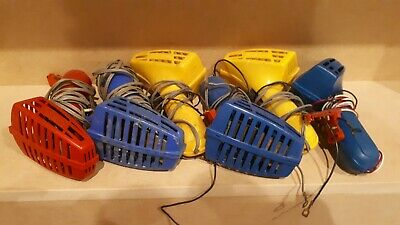 Six Vintage Scalextric Controllers / Throttles • 9.99£