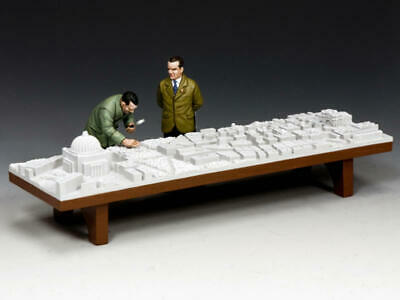 KING AND COUNTRY Inspecting Germania WW2 German LAH193 • 119.95£