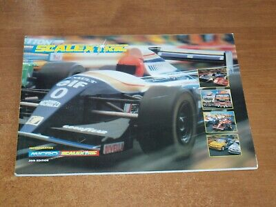 SCALEXTRIC..CATALOGUE 38th  EDITION 1997, IN VERY GOOD CONDITION. • 7.95£