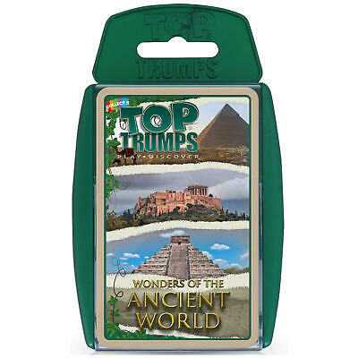 Top Trumps Wonders Of The Ancient World • 5.99£