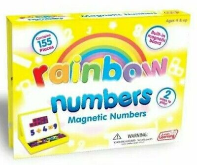 Rainbow Numbers Magnetic  • 13.99£