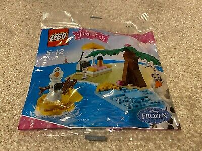 LEGO 30397 Disney Princess Frozen Olaf's Summertime Fun Polybag - NEW SEALED • 4.99£