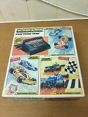 Scalextric Think Tank C452 • 39.99£